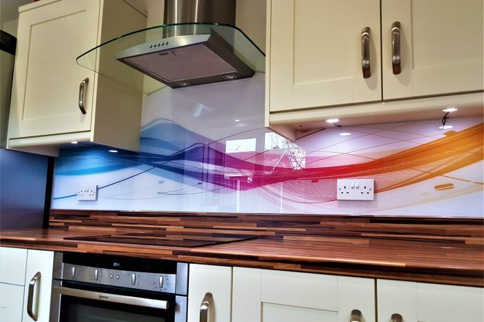 Glass Amp Acrylic Splashbacks For Kitchens And Bathrooms