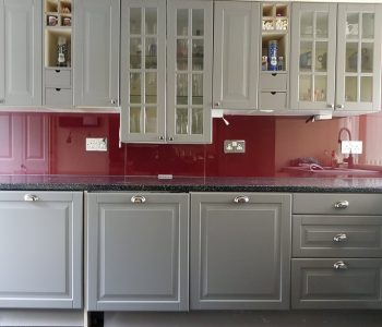 kitchen walls glass splashbacks design 33