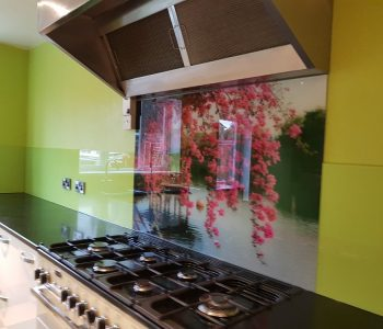 kitchen walls glass splashbacks design 8