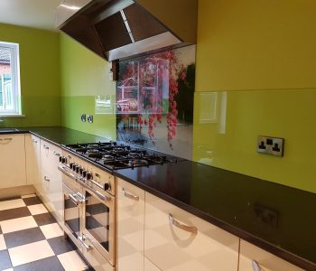 kitchen walls glass splashbacks design 9